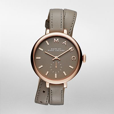 Sally Three Hand Leather Watch