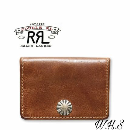 RRL CONCHO COIN WALLET ダブルアールエル コインケース