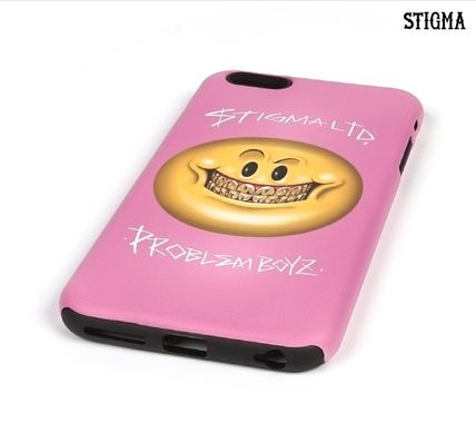 STIGMA iPhone・スマホケース STIGMA◆SMILE◆iphone6/6s/6+◆送料込(11)