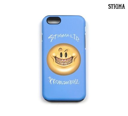 STIGMA iPhone・スマホケース STIGMA◆SMILE◆iphone6/6s/6+◆送料込(2)