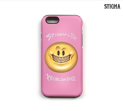 STIGMA iPhone・スマホケース STIGMA◆SMILE◆iphone6/6s/6+◆送料込(8)