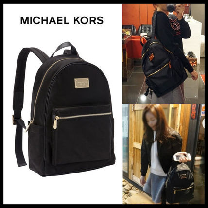 【Michael Kors】JET SET ITEM LG BACK PACK 30T4MTTB3C