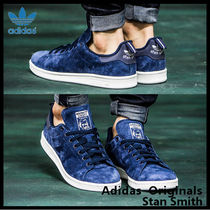 【adidas Originals】STAN SMITH NAVY S80027