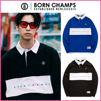 Born Champs with genuine two-tone color shirt and shipping