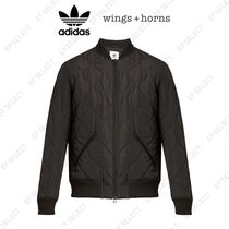 [Adidas Originals By Wings+Horns] Insulated Bomber