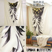 Urban Outfitters(アーバンアウトフィッターズ) カーテン ◆送料無料◆Urban Outfitters*大きなパイナップルタペストリー