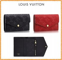 【2017SS 追跡】Louis Vuitton☆CURIEUSE 折りたたみ財布♪