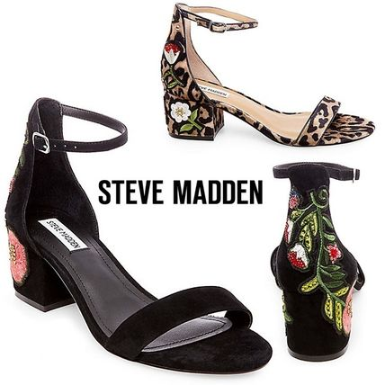 Steve Madden INCA embroidered with rohirlpamp
