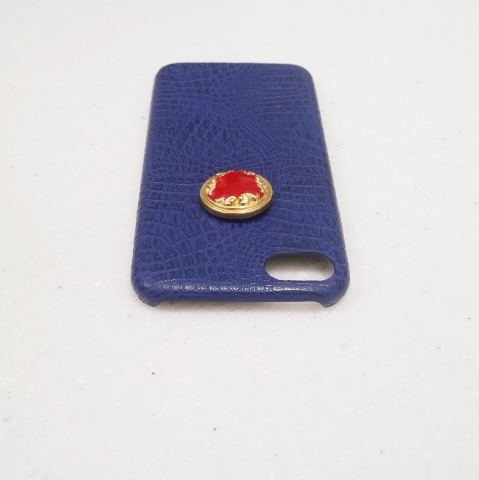 Vintage button iphone7 ケース