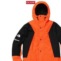 コラボ☆L Supreme x TNF mountain light jackets/OG