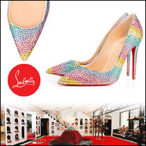 送料関税込!2017SS新作 christian louboutin Soft Rainbow