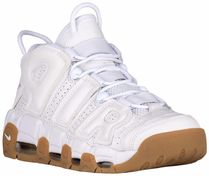 NIKE AIR MORE UPTEMPO (White/Bamboo/Gum Light Brown)