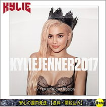 KYLIE JENNER カイリージェンナー OFFICIAL 2017 カレンダー