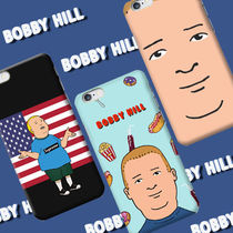 ファニー☆Bobby Hill ケース★iPhone&galaxy