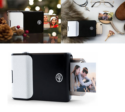 popular PRYNT iPHONE case instant photo printer