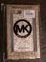 即発★Michael Kors ★Gold Glitter iPhone6 plus ケース