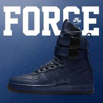 NIKE SF AF1 Air Force 1 in Binary Blue ブルー レディース