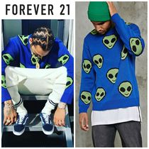 【Chris Brown愛用】☆海外限定☆Alien Emoji Sweater