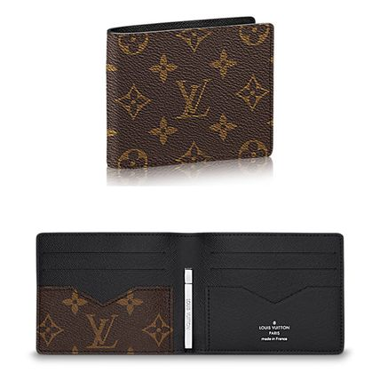 Louis Vuitton 折りたたみ財布 PINCE WALLET ルイヴィトン パンス ウォレット 国内発送