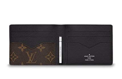 Louis Vuitton 折りたたみ財布 PINCE WALLET ルイヴィトン パンス ウォレット 国内発送(3)
