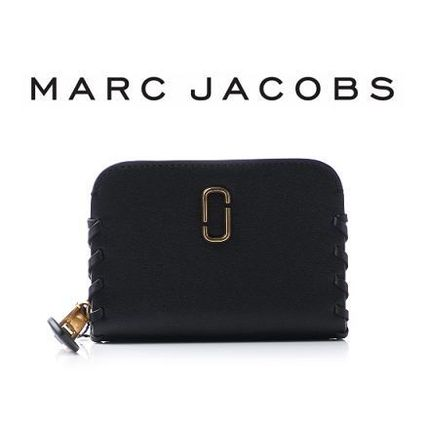 17SS新作 ☆MARC JACOBS☆ NOHO ZIP カードケース BLACK♪