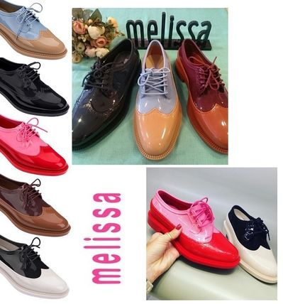 Melissa Classic Brogue Oxford
