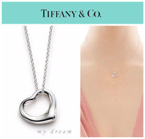 【Tiffany & Co】Elsa Peretti Open Heart Pendant 11mm