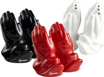 13S/S Supreme Ceramic Salt and Pepper Shakers