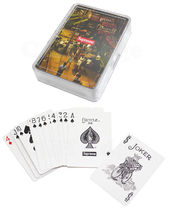 10A/W Supreme  Classic Scene Bicycle Playing Cards