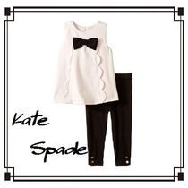 【Kids&Baby】Kate Spade Scallop Set☆セットアップ