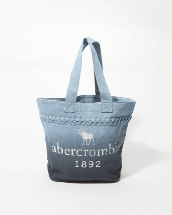Abercrombie & Fitch トートバッグ  新作  アバクロ レディース★  トートバッグ