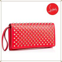 Louboutin ルブタンMacaron Continental Wallet With Flap