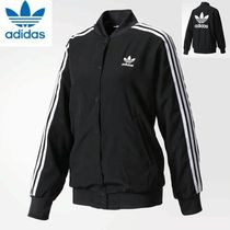 adidas/正規品/EMS発送/WOMEN'S ORIGINALS 3 Striped Track Top