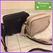【kate spade】タッセル付きポシェット♪orchard street arla★