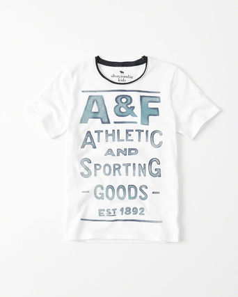Abercrombie & Fitch トップス  新作 セール アバクロ・キッズ ボーイズ★NEW!  graphic tee