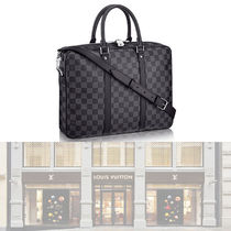 Louis Vuitton*MP TRAVEL BRIEFCASE*ダミエ・グラフィット