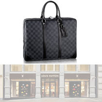 Louis Vuitton*BRIEFCASE TRAVEL* ダミエ・グラフィット