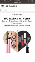 Too Faced(トゥフェイス) メイク小物その他 Better Together Ultimate Eye Collection