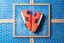 【送料無料】 NEW BALANCE MRL247OR - ORANGE