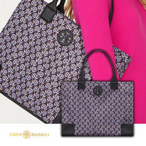 [TORY BURCH] ELLA 31491 PRINTED PACKABLE TOTE トートバッグ