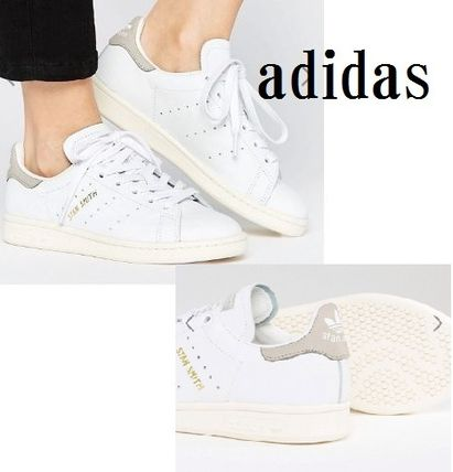 adidas Stan Smith White x ring lace Nica