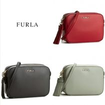 国内即発★FURLA★2WAY EMMA M CROSSBODY POUCH : 3カラー有