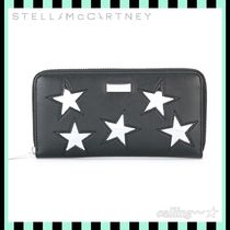 関税.送料込!!★Stella McCartney★Stars Continental Wallet