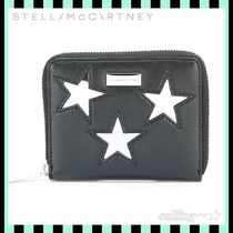 関税.送料込!!★Stella McCartney★Small Stars Wallet