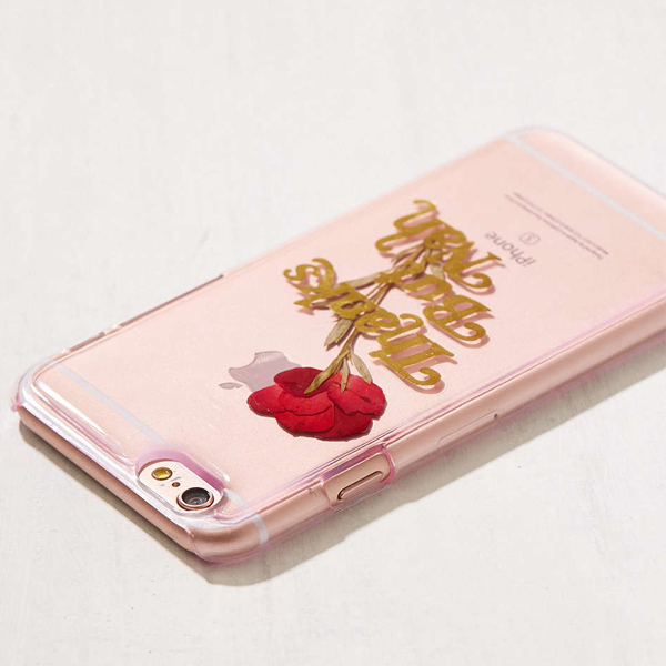 Urban Outfitters☆ リアルなフラワー柄♪ iPhoneケース(7用)