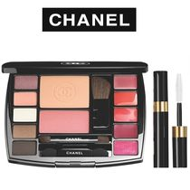 限定 CHANEL TRAVEL MAKEUP PALETTE DESTINATION メイクパレット
