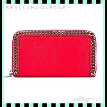関税.送料込!!★Stella McCartney★Falabella Top Zip Wallet