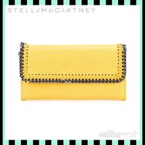 関税.送料込!!★Stella McCartney★Falabella Flap Wallet
