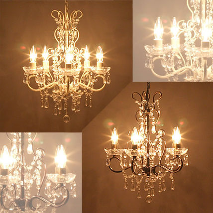 ♦ supporting the European LED lamp 5 lights shanderiaalice