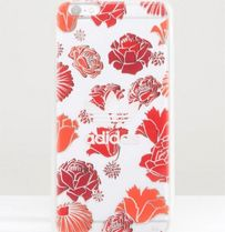 【 adidas 】Translucent iPhone 6plus case ♪
